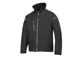 Soft Shell Jacket zwart M
