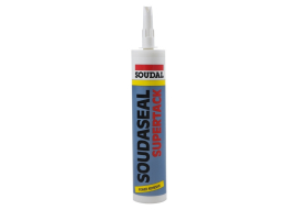 Soudaseal Supertack montagekit wit 290 ml