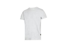 T-shirt grijs maat L