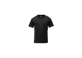 T-shirt zwart maat XXL
