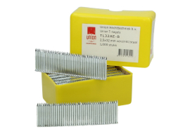 TL-nagels 2,5 x 32 VZ/ST staal (1000 st)