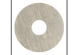 Zelfkl. rozet (17 mm) Mountain Oak beige (10 st.)