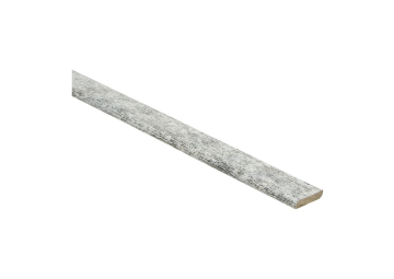 Plakplint eik whitewash 5x24 mm