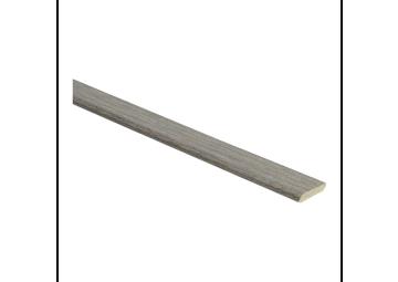 Plakplint grijze teak 5x24 mm