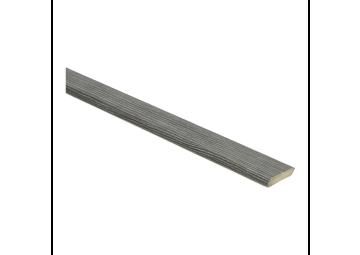 Plakplint vergrijsd grenen 5x24 mm