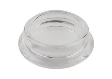 Beschermcup voor wieltjes rond (23 mm)