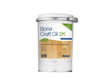 Bona Craft Oil 2K Invisible 1,25 L