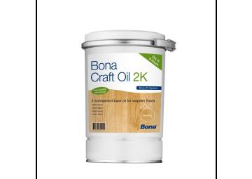 Bona Craft Oil 2K Light Grey 1,25 L