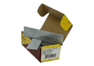 Brads J30 C/gegalvaniseerd (5000 st)
