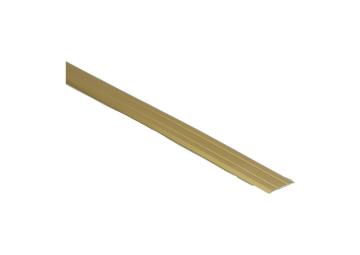 Dilatatieprofiel zelfklevend 25 mm alu goud