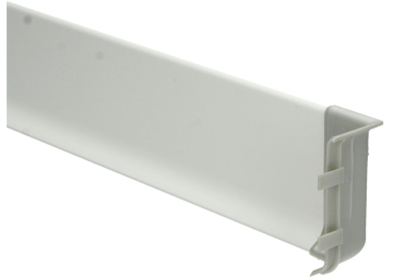 Elegante binnenhoek aluminium 60mm