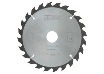 HM cirkelzaagblad 190 x 2,6 x 30 24T (rond asgat)