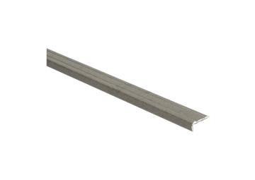 Hoeklijnprofiel 10 mm beton gepolijst donker