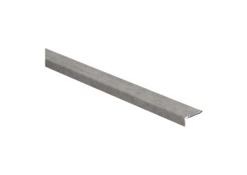 Hoeklijnprofiel 10 mm tegel grijs