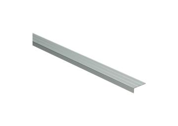 Hoeklijnprofiel zelfkl. 10 mm zilver