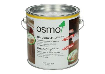 OSMO Hardwax Olie 3067 Lichtgrijs 2,5L