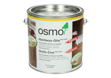 OSMO Hardwax Olie 3074 Grafiet 2,5L