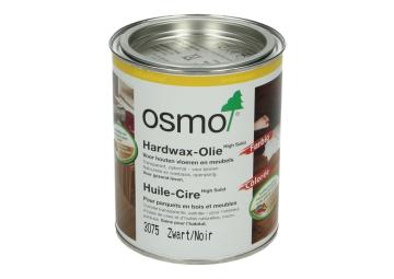 OSMO Hardwax Olie 3075 Zwart 2,5L
