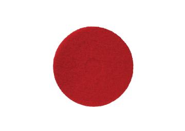 """Pads dun 16"""" rood"""