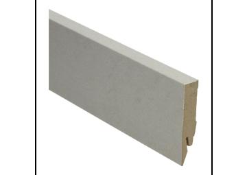 Rechte folieplint 70x14 beton gepolijst natuur