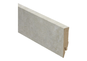 Rechte folieplint 70x14 Valley Stone light grey