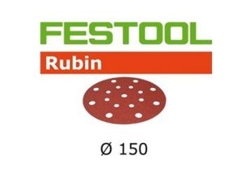 Schuurschijf Rubin STF D150/48 P80 RU2/50st
