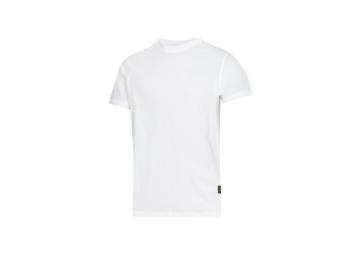 T-shirt wit maat XXL