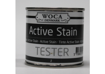 Tester WOCA Active Stain 2 100 ml