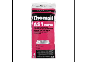 Thomsit AS1 rapid anhydrietegalisatie 25 kg
