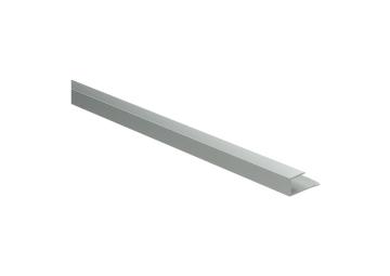 U-profiel 10,1 mm zilver