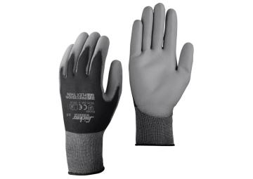 Werkhandschoenen Snickers zwart/grijs L, maat 10