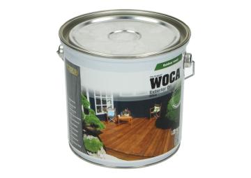 WOCA Exterior Oil Antraciet 2,5 L