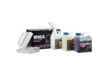 WOCA Maintenance box Naturel