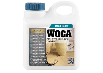 WOCA Oil care wit 1L