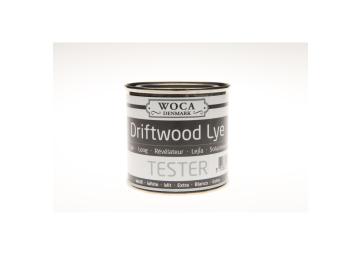WOCA Tester drijfhoutloog wit 25 ml