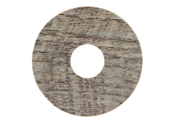 Zelfklevende rozet (17 mm) Castle Oak grey (10 st.)