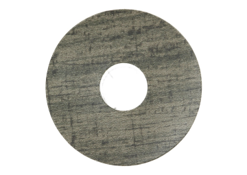 Zelfklevende rozet (17 mm) country eik grijs (10 st.)