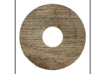 Zelfklevende rozet (17 mm) Country Oak green (10 st.)