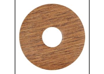 Zelfklevende rozet (17 mm) highland oak (10 st.)