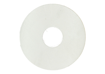 Zelfklevende rozet (17 mm) marmer (10 st.)
