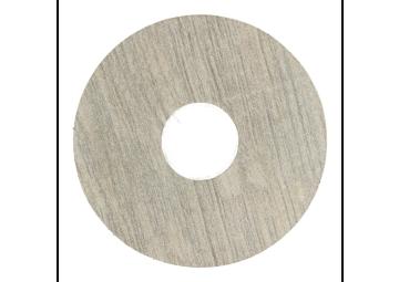 Zelfklevende rozet (17 mm) Mountain Oak beige (10 st.)