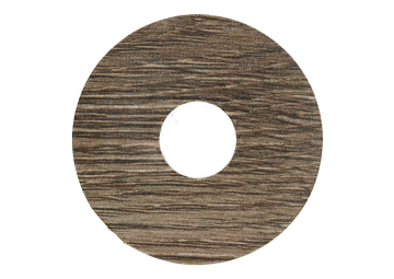 Zelfklevende rozet (17 mm) Mountain Oak black (10 st.)
