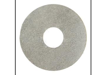 Zelfklevende rozet (17 mm) Trans. Conc. grey (10 st.)