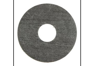 Zelfklevende rozet (17 mm) vulcaan eiken (10 st.)