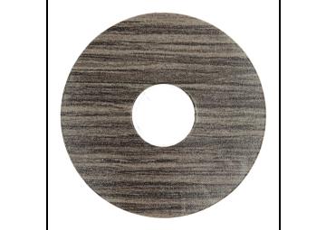 Zelfklevende rozet (17 mm) wellington eiken (10 st.)
