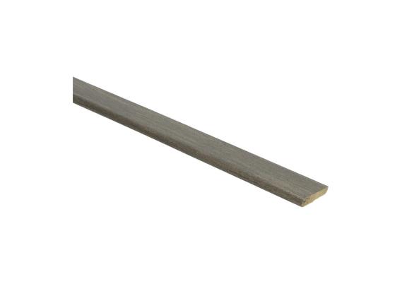 Plakplint eiken donkerbruin geolied 5x24 mm