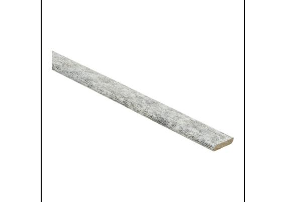 Plakplint eik whitewash 5x24 mm
