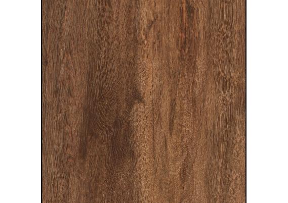 Plakplint eiken geborsteld bruin 5x24 mm