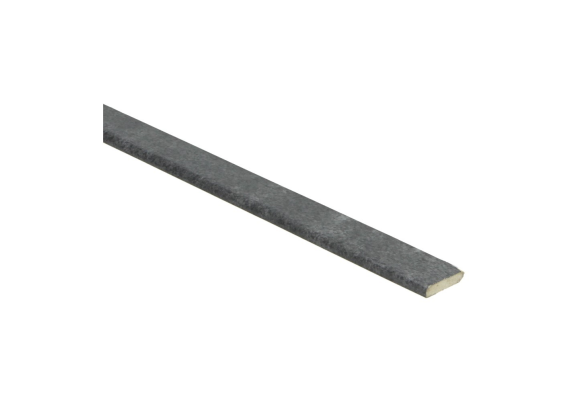 Plakplint metallic slate 5x24 mm