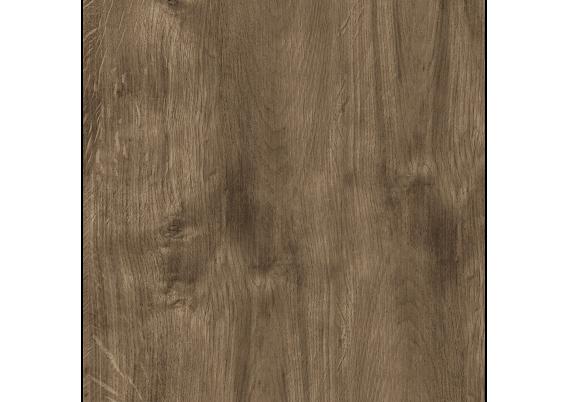 Plakplint modern eiken bruin 5x24 mm